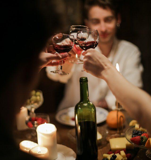 verschillende soorten wijnaccessoires